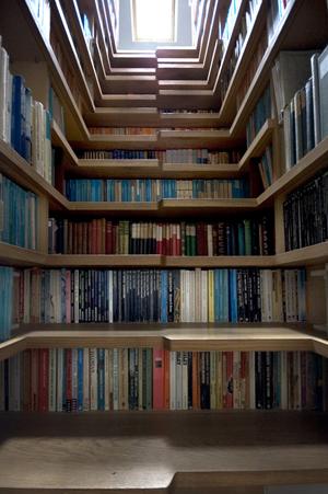 Escalera/estantería