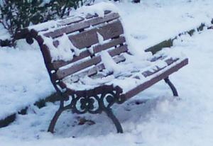 banco nevado