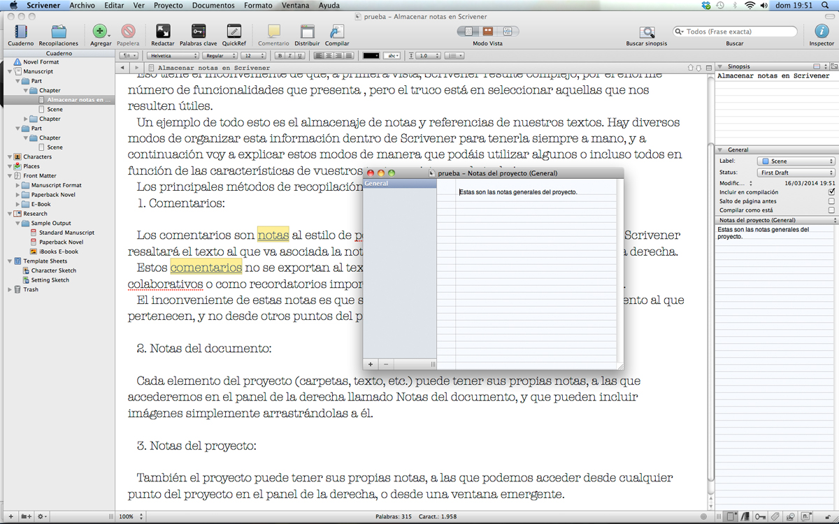 Notas Scrivener 03
