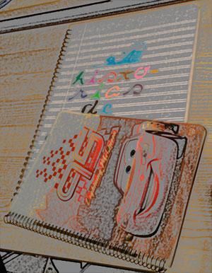 cuadernos infantiles