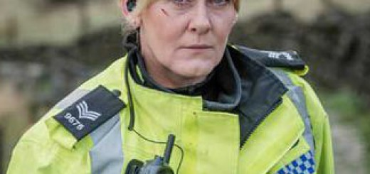 Sarah Lancashire en Happy Valley