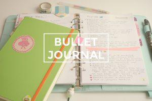 que es el bullet journaling